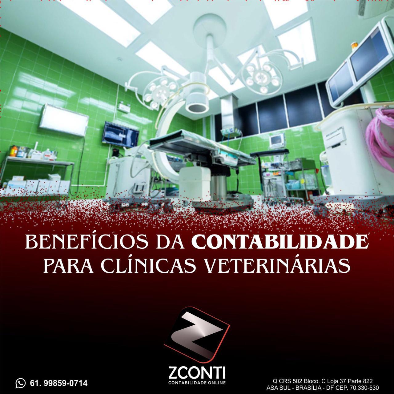 Contabilidade para clinicas veterinarias