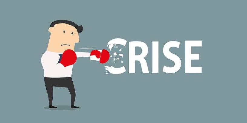 como salvar uma empresa da crise